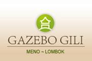 Gazebo Gili Meno Lombok